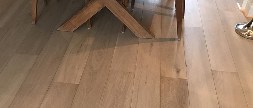 Solid Wood Installation
