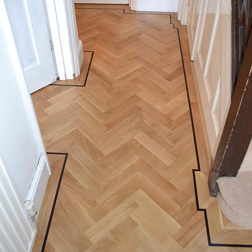 Parquet Floor Laying