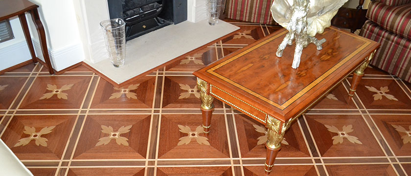 Marquetry Designs